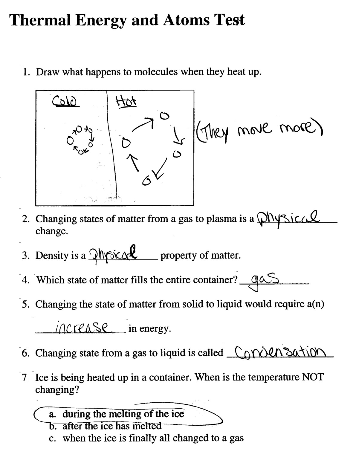forms of energy worksheets for 6th grade pdf
